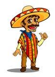 мексиканец человека Стоковые Изображения RF