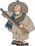мексиканец bandito Стоковая Фотография RF