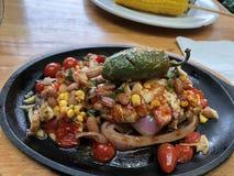 Мексиканская еда стоковые изображения rf