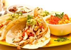 Мексиканская еда стоковое фото rf