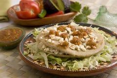 Мексиканская еда Стоковые Фото
