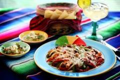 Мексиканская еда 2 Стоковая Фотография RF