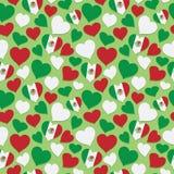Мексиканская картина сердца бесплатная иллюстрация