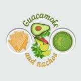 Мексиканская концепция еды бесплатная иллюстрация