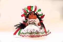 Мексиканская кукла Стоковые Изображения