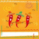 Мексиканская кухня Стоковое фото RF