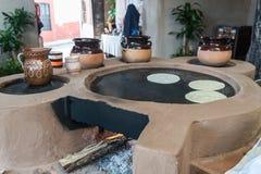 Мексиканская кухня Стоковая Фотография RF