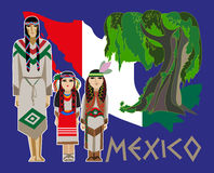 Мексиканская культура Стоковая Фотография