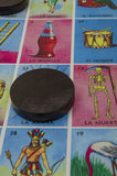 Мексиканская лотерея Стоковые Изображения
