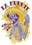 Мексиканская смерть Стоковые Фотографии RF