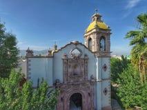 Мексиканская церковь 1 Стоковая Фотография