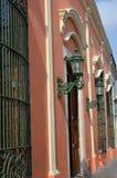 Мексиканские детали здания Стоковые Фотографии RF