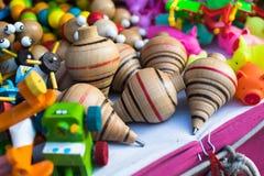 Мексиканские закручивая игрушки Стоковое Изображение