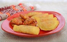Мексиканские закуски Стоковые Фотографии RF