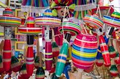 Мексиканские игрушки стоковые фотографии rf