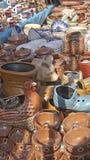 мексиканские плиты Стоковые Фотографии RF