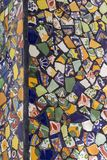 Мексиканские ремесла talavera стиля стоковое изображение rf