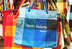 Мексиканские сумки Стоковые Изображения