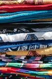 Мексиканские ткани Стоковые Изображения