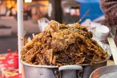Мексиканские buñuelos Стоковое фото RF