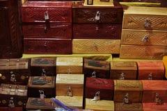 Мексиканские handcrafted комоды стоковые изображения rf