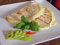 мексиканские quesadillas Стоковое Изображение RF