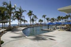 мексиканский берег Стоковая Фотография RF