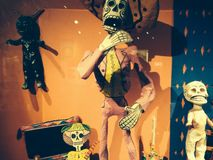Мексиканский день умерших Стоковые Изображения RF