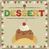 Мексиканский десерт бесплатная иллюстрация