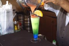 Мексиканский коктеиль масленицы мамы Стоковое Изображение