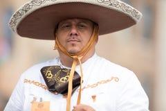 Мексиканский парад независимости стоковые фото