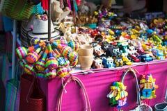 Мексиканский рынок игрушки Стоковое Изображение RF