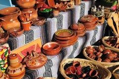 мексиканский стойл гончарни Стоковое Фото