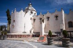 Мексиканский экстерьер церков стоковые фотографии rf