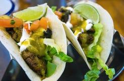 мексиканский taco Стоковое Изображение