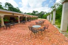 Мексиканское крупное поместье Стоковое фото RF