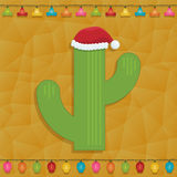 Мексиканское украшение рождества иллюстрация вектора