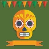 Мексиканское украшение иллюстрация вектора