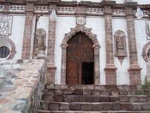 Мексиканськая церковь Стоковая Фотография