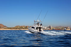Мексика cabo lucas san Яхта Стоковое фото RF