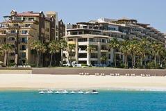 Мексика - Cabo San Lucas - курорты Стоковое фото RF