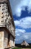 Мексика uxmal стоковые фотографии rf