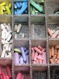 мелок коробки Стоковые Фотографии RF
