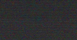 Мелькать красочной предпосылки шума небольшого затруднения vhs реалистический, сетноой-аналогов винтажный сигнал ТВ повреждения с иллюстрация вектора