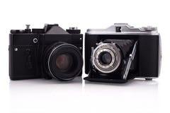 Мембраны и камера slr Стоковая Фотография