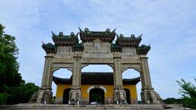 Мемориальное ворот Стоковое фото RF