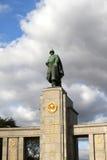 мемориальные воины советские Стоковое Изображение