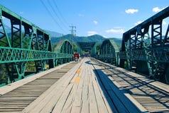 Мемориальный мост в Pai стоковые изображения rf