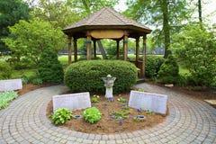 мемориальный парк Стоковая Фотография RF