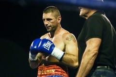 Мемориальный турнир Danijel Kalanj бокса стоковые фотографии rf
